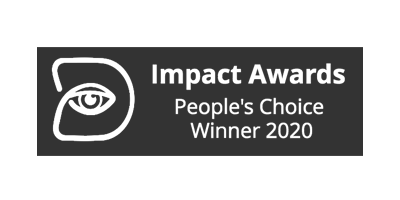 Impact Awards winners 2020